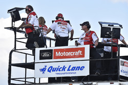Ryan Blaney, Wood Brothers Racing Ford crew