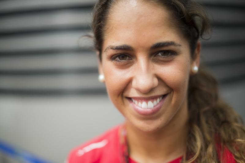Maria Herrera, AGR Team