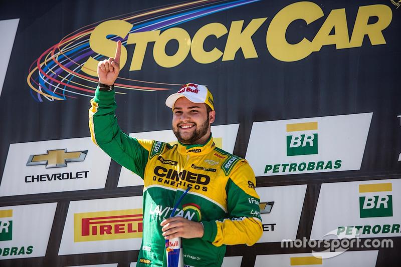 Felipe Fraga foi o primeiro vencedor da Stock Car em Mogi-Guaçu, no Velo Città.