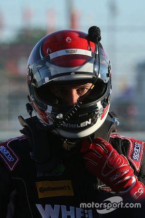#31 Action Express Racing, Cadillac DPi: Eric Curran
