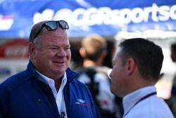 Chip Ganassi, dueño del equipo Ford Performance Chip Ganassi Racing