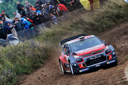 Craig Breen, Martin Scott, Citroën C3 WRC, Citroën World Rally Team
