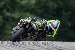 Johann Zarco, Monster Yamaha Tech 3, sliding