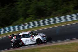 Jürgen Nett, Bradley Philpot, Joachim Nett, Peugeot 308 Racing Cup TCR