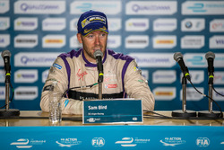 Press conference: winner Sam Bird, DS Virgin Racing