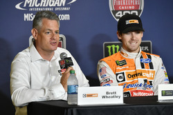 Designpräsentation: Ryan Blaney, Wood Brothers Racing Ford