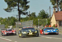#95 Aston Martin Racing Aston Martin Vantage : Nicki Thiim, Marco Sorensen, Richie Stanaway