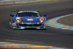 #60 Clearwater Racing Ferrari 488 GTE : Richard Wee, Alvaro Parente, Hiroki Katoh