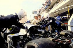 Йохен Масс, Мануэль Ройтер, Стенли Дикенс, Team Sauber Mercedes, Sauber C9 Mercedes-Benz (№63)