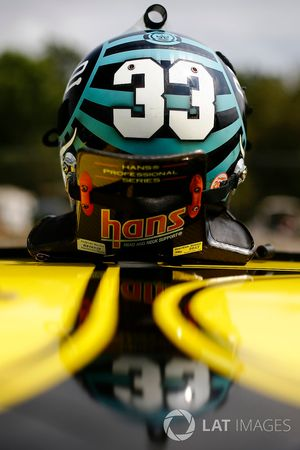 James Davison, Joe Gibbs Racing Toyota's helmet