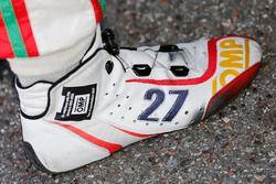 Schuhe von Marco Andretti, Andretti Autosport Honda