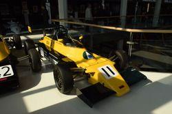 Le Formula Ford 2000 di Ayrton Senna