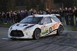 Michael Burri, Andersson Levratti, Citroën DS3 R5, DMAX Suisse