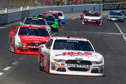 Cole Custer, Stewart-Haas Racing, Ford; Ryan Reed, Roush Fenway Racing, Ford