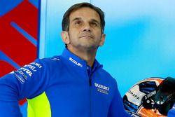Davide Brivio, Team Suzuki MotoGP, Teamchef