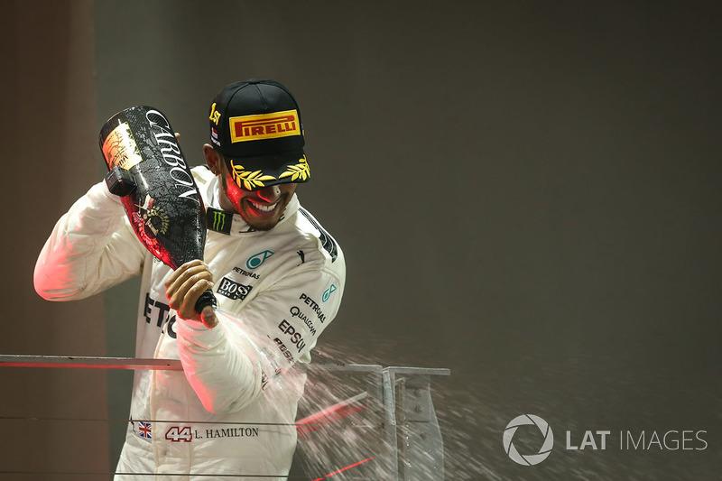 Grand Prix de Singapour 2017