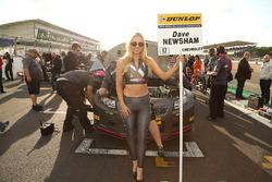 Dave Newsham, BTC Racing Chevrolet Cruze