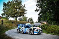 Alessandro Gino, Marco Simone Ravera, Ford Fiesta WRC