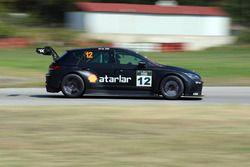 #12 Galip Atar, Seat Leon TCR, Toksport WRT