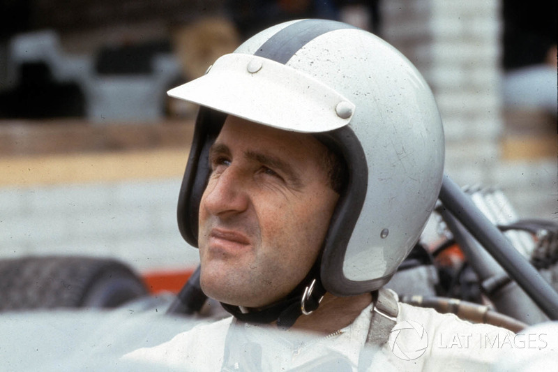 Denny Hulme - One title (1967)