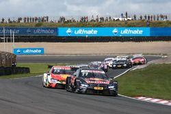 Départ, Marco Wittmann, BMW Team RMG, BMW M4 DTM