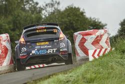 Éric Camilli, Benjamin Veillas, Ford Fiesta R5, M-Sport
