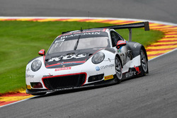 #117 KüS Team 75 Bernhard Porsche 991 GT3 R: Laurens Vanthoor, Kevin Estre, Michael Christensen
