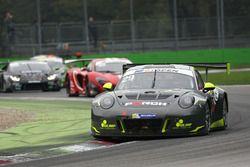 #29 Förch Racing by Lukas Motorsport Porsche GT3 R: Zeljko Drmic, Robert Lukas