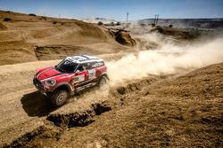 №305 X-Raid Team Mini: Микко Хирвонен и Андреас Шульц