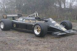 Lotus 87, построенный к сезону-1981 для Найджела Мэнселла и Элио де Анжелиса