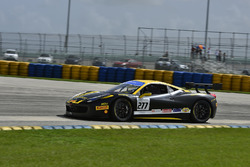 #277 Ferrari of Palm Beach Ferrari 458 Challenge: Matt Brown