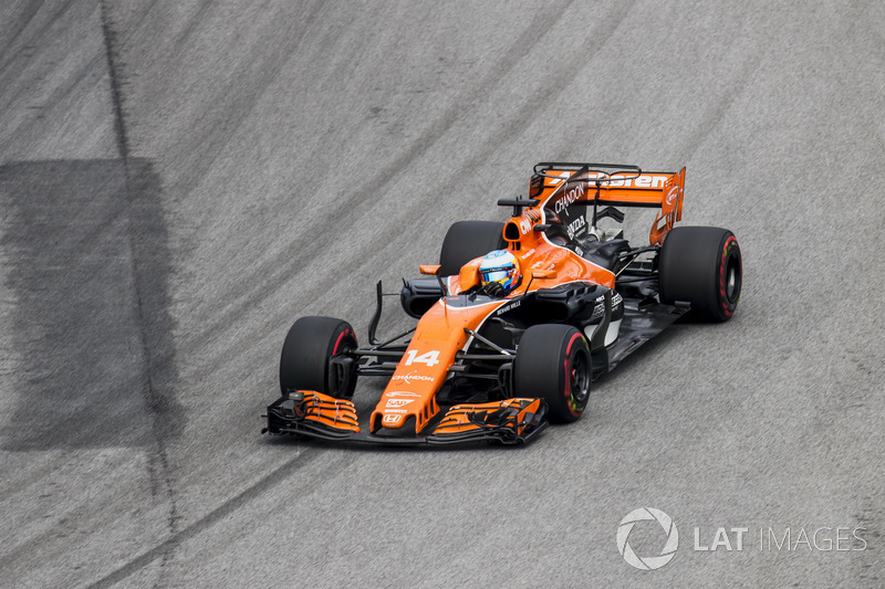 11th : Fernando Alonso (McLaren-Honda)