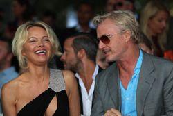 Pamela Anderson und Eddie Irvine
