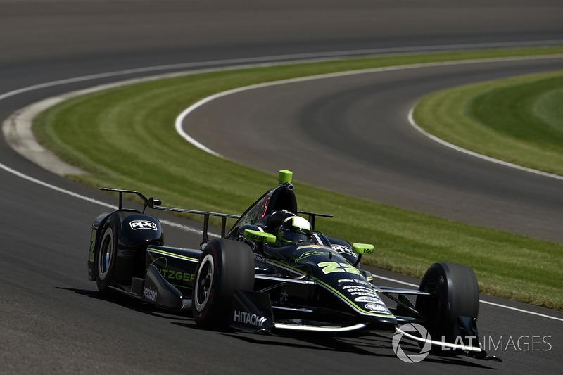 18: Хуан-Пабло Монтойя, Team Penske Chevrolet