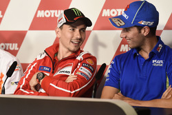 Alex Rins, Team Suzuki MotoGP, Jorge Lorenzo, Ducati Team