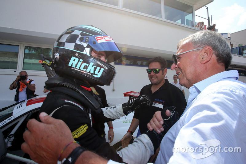 Riccardo Pera, Ebimotors