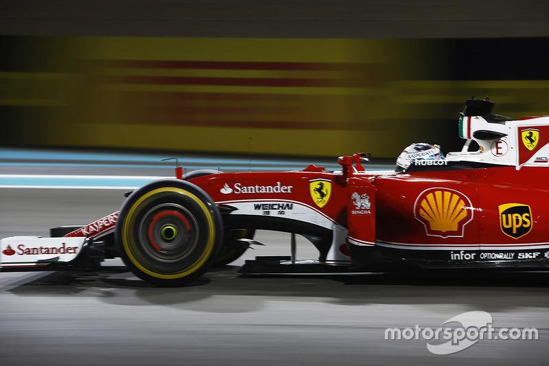 Sebastian Vettel se recuperou na pontuação nas últimas provas e conseguiu o quarto posto na classificação, superando Kimi Raikkonen e ficando atrás somente da dupla da Mercedes e de Daniel Ricciardo.