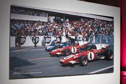 Фото с Гран При Франции 1971 года
