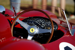 Detail Ferrari Vintage car