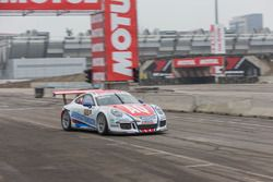Glauco Solieri, Ghinzani Arco Motorsport, Porsche 911 GT3 Cup