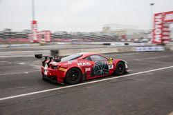 Walter Margelli, Ferrari 458 GT3