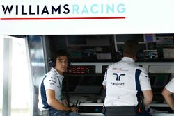 Lance Stroll, Test and Reserve Driver, Williams
