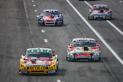 Nicolas Bonelli, Bonelli Competicion Ford, Norberto Fontana, JP Carrera Chevrolet, Sebastian Dirusci
