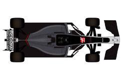 Ливрея Haas F1 к Гран При Монако