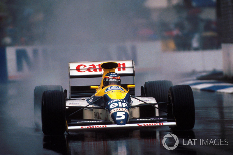 Williams : 1989-1997