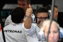 Pete Bonnington, Mercedes AMG F1