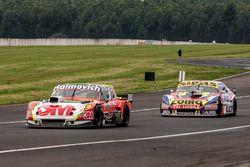 Mariano Werner, Werner Competicion Ford, Martin Serrano, Coiro Dole Racing Chevrolet