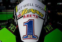 La moto de Kenan Sofuoglu, Puccetti Racing