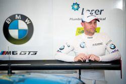 #100 BMW Team SRM, BMW M6 GT3: James Bergmuller