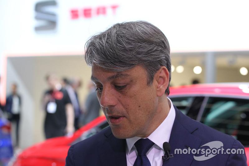 Luca De Meo, Seat CEO